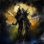 demon double body artwork